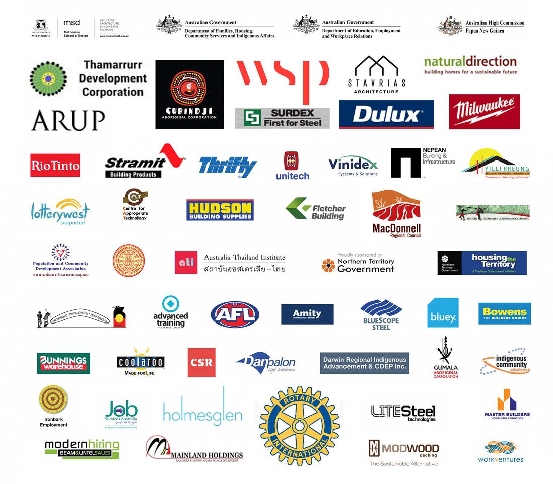 List of sponsor logos