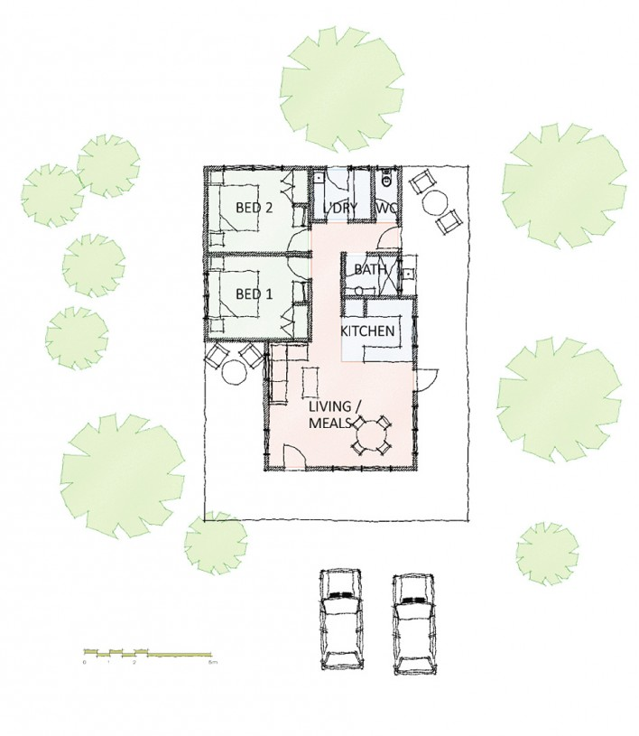 Home A Floor Plan