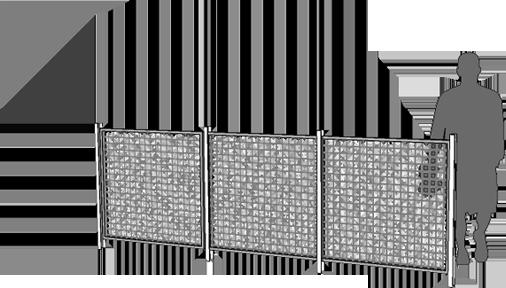 Fencing - Steel Mesh