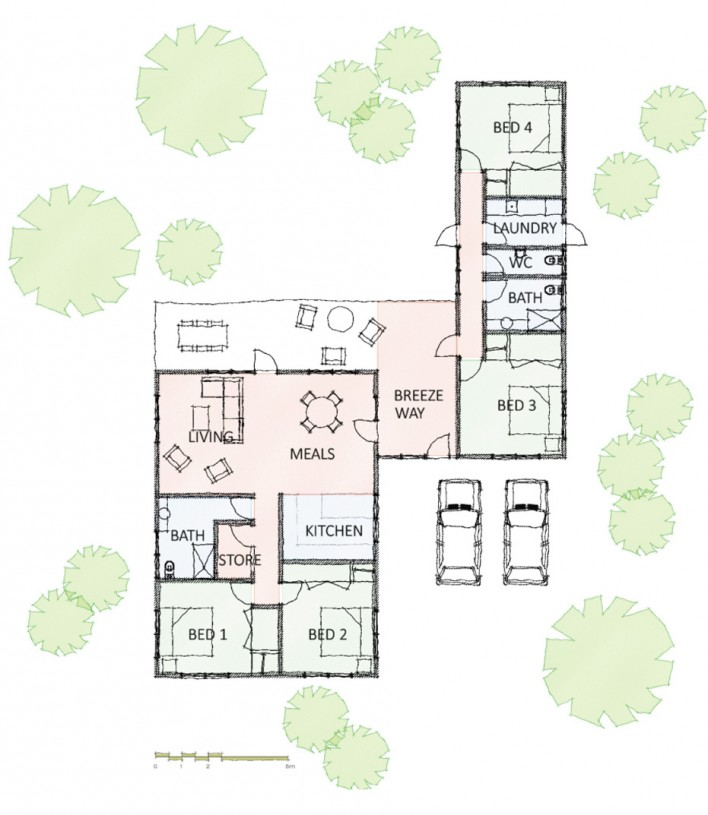 Home C Floor Plan